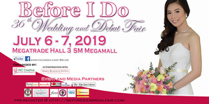 Before I Do - 36th Wedding and Debut Fair