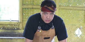 Filipino-American Chef Looks into Unique Culinary Practices Behind Bars