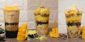 Mango Meets Milktea and More at Go Mango!
