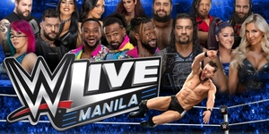 WWE Live is Coming to Manila This September!