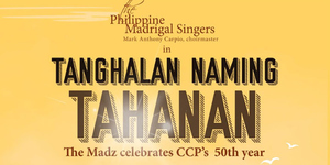 The Philippine Madrigal Singers in Tanghalan Naming Tahanan