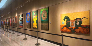 Where Art and Feng Shui Meet: Lizanne Uychaco's Heaven and Earth Exhibit