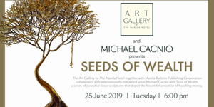 Michael Cacnio Presents 'Seeds of Wealth'