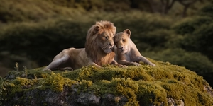 'The Lion King's Official Soundtrack Includes New Original From Elton John