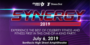 Synergy: A One of A Kind Fitness Party is Coming to BGC