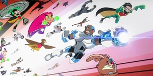 WATCH: 'Teen Titans Go! Vs. Teen Titans' Crossover Film Trailer