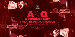 Q&A: A Documentary Theatre Performance