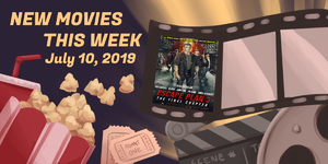 New Movies This Week: Escape Plan 3 and more!