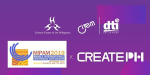 Arts and Business Gather at MIPAM x CREATE PH 2019