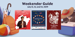 Weekender Guide: July 12, 13, and 14, 2019