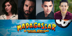 Atlantis Announces Full Cast for Madagascar: A Musical Adventure