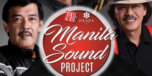 Manila Sound Project Live in Okada