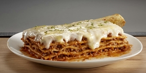 Say Yass to Lasagna Supreme!