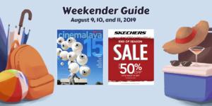 Weekender Guide: August 9, 10, and 11, 2019