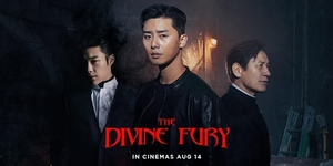 Constantine Director Hails 'The Divine Fury' Starring Park Seo Joon