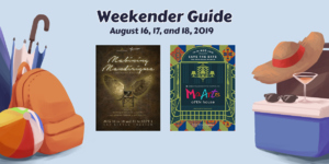 Weekender Guide: April 16, 17, and 18, 2019