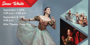 Ballet Manila  24th Season: On Pointé - Snow White