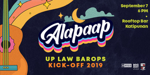 Alapaap: The UP Law BarOps Kick-Off 2019