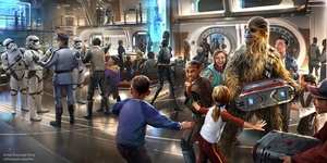 New Star Wars, Marvel, and Disney Attractions Coming to Disney Parks