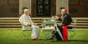 WATCH: Anthony Hopkins and Jonathan Pryce Star in Netflix' 'The Two Popes'
