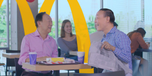 Jose Mari Chan and McDonald's PH Founder Duet in Heartwarming Video