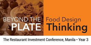 Beyond The Plate, Food Design Thinking