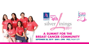 ICanServe Foundation Presents:The 4th SIlver Linings 2019