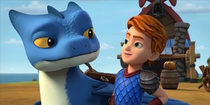 WATCH: Netflix's 'How To Train Your Dragon' Spin-off Series Trailer