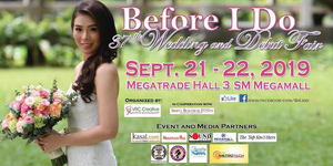 Before I Do - Wedding and Debut Fair