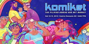Komiket: The Filipino Komiks and Art Market