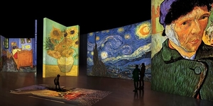 Van Gogh Alive: World's Most Visited Multi-Sensory Experience Comes to BGC!