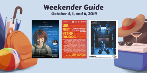 Weekender Guide: October 4, 5, and 6, 2019