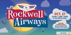 Rockwell Airways: A Power Plant Mall Halloween Celebration