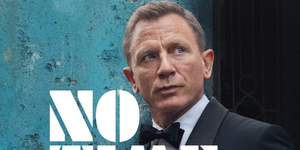 LOOK:  James Bond Day Reveals First 'No Time To Die' Poster