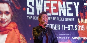 Lea Salonga & Jett Pangan Headlining Sweeney Todd on 40th Anniversary
