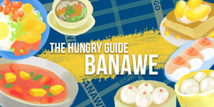 The Hungry Guide: Banawe, Quezon City