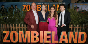 'Venom' Director Unites with 'Deadpool' Writers for 'Zombieland: Double Tap'
