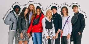 Superdry Launches AW19 'My Way' Campaign with Inspiring Talents
