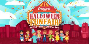 Celebrate with The Whole Fam at Kidzania Manila's Halloween Funfair