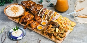 Celebrate the Holidays with Gringo's New Dishes and Food Boards