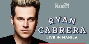 Ryan Cabrera Live In Manila