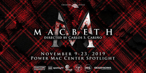 Theatre Titas' Macbeth