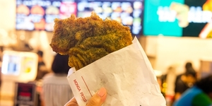 FIRST LOOK: Taiwanese Fried Chicken Chain Monga is Now At SM Megamall!