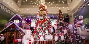Ring in the Holidays at SM Southmall