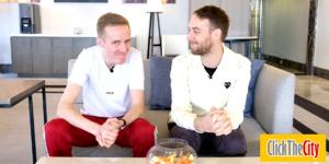 Q&Dare: UK Electronic Music Duo HONNE