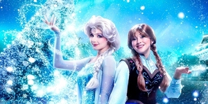 "Experience a Frozen-themed Winter Wonderland during  ""A Disney Christmas"" at Hong Kong Disneyland Resort"