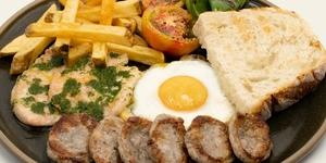 Buenos Dias! Spanish Resto Las Flores Releases New Breakfast Menu