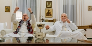 The Most Cinematic Confession Ever: A Review of Netflix Film 'The Two Popes'