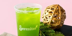Serenitea Brings Back Their 1 Liter Drinks For Their Anniversary