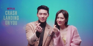 Q&A with Hyun Bin and Son Ye-Jin of Netflix K-Drama 'Crash Landing on You'
